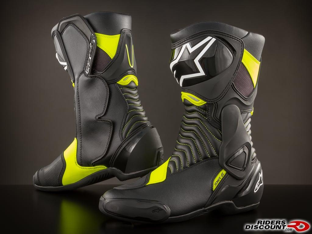 Alpinestars SMX 6 V2 Vented Street Boots | eBay